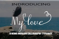 My love Product Image 1