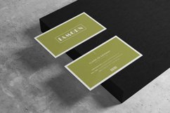 Artist Painting Business Card Product Image 4