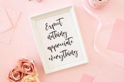 Wedding Script Font - Mikayla Hansamu Product Image 2