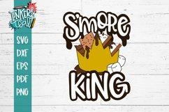 Smore King Camping SVG Product Image 2