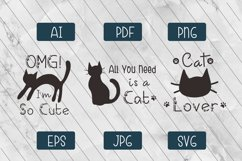 Cat Lover Quote Product Image 1