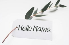 Hello Mother | A Special Love Font Product Image 2