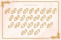 Hello Floweria - a Monogram Letter Product Image 6