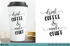Coffee Bundle Coffee SVG Bundle Funny Coffee Bundle Kitchen Product Image 4