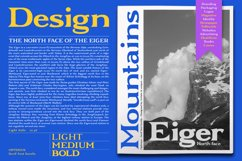 Optimus - Serif font family Product Image 11