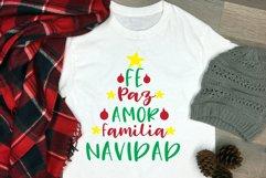 Spanish Christmas Bundle- SVG Product Image 5