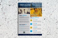 Corporate Flyer Product Image 2