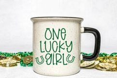 Web Font Mister Lucky - A Quirky Handlettered Font Product Image 2