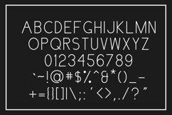 Sansica Title Font Product Image 2