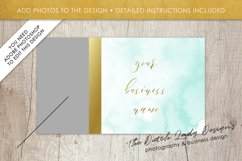 Business Card Template for Adobe Photoshop - Layered PSD Template - Design #1 Product Image 5