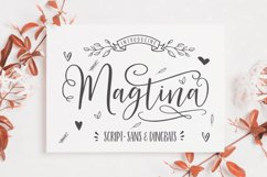 Magtina Script Duo with Xtras Product Image 1