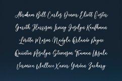 Sunfort Signature Script Font Product Image 3