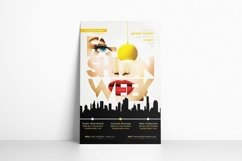 Fashion Week Flyer Template Product Image 3
