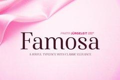 Famosa | Joyful Elegance Product Image 1