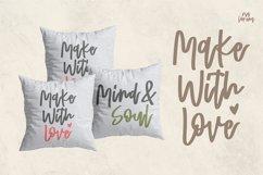 Ma Lorena   A Beauty & Bold Script Font Product Image 5