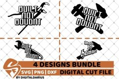 4x Car Designs Bundle svg, Camping svg, Tuning svg, Drift Product Image 1