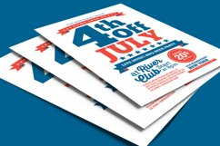 4th Of July Flyer Product Image 2