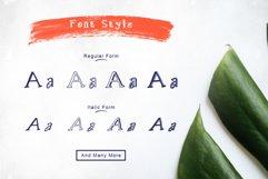 Alpha Anggela - 18 Font styles and 150 Swashes Product Image 3