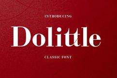 Dolittle Product Image 1