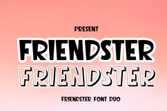 Friendster Product Image 1