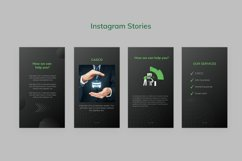 Canva Templates for accountants, bookkeepers, Finance area Product Image 6