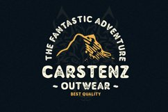 Wolfer | The Adventure Vintage Font Product Image 6