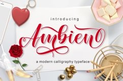 calligraphy font bundles Product Image 2