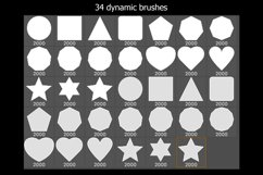Dynamic Bokeh Brushes Product Image 2