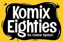Komix Eighties Product Image 1