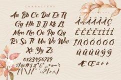 Monicha Script Product Image 5