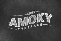 Amoky Typeface Product Image 1
