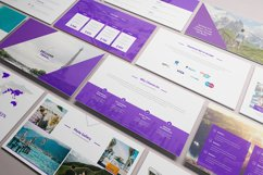 Travel Agency Keynote Template Product Image 4