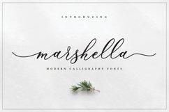 Marshella Script Product Image 1