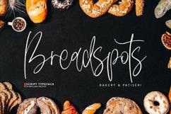Delycious Script Restaurant Typeface Product Image 4