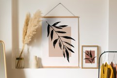 Hand-Drawn Botanical Silhouette Illustrations Product Image 2