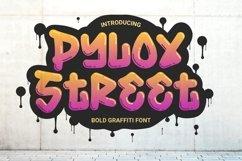 Pylox Street - Bold Graffiti Font Product Image 1