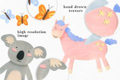 Papercut Animals Clipart Product Image 3