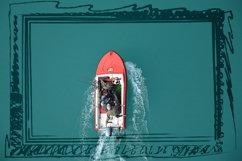Doodle Frames & Photoshop Brushes - Arty Farty Frames Product Image 6