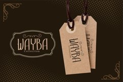Boardway | Classic Vintage Font Product Image 4