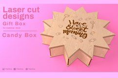 Gift Box - laser cutting Product Image 2