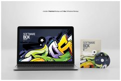 Software Box Mockup Product Image 2