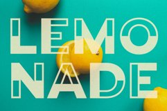 Demeter // A Fun Display Font Product Image 5