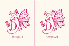Butterfly Monogram Product Image 3