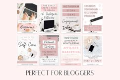 Pink Pinterest Templates for Canva Product Image 5