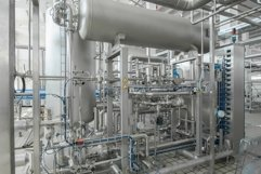 Pipes and pressure sensors in production Product Image 1