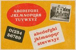 Rundeck - Vintage Texture Font Product Image 6