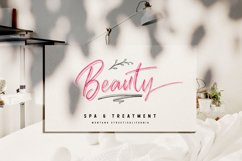 Janetta Rossie   Font Duo SVG extra Product Image 6