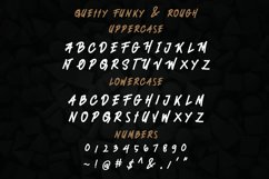 Quetty - Monoline & Handwrite Font Product Image 2