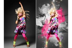 Poster Maker photoshop action Product Image 8