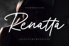 Renatta Signature Monoline Product Image 1